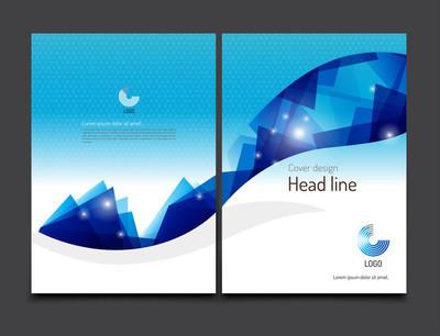 设计模板、 海报设计、 年度设计