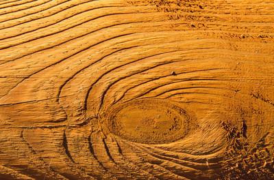 木纹理作为背景