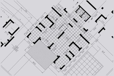 建筑计划,施工图