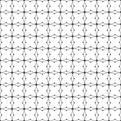 菱形和点的无缝模式。几何背景。联合国