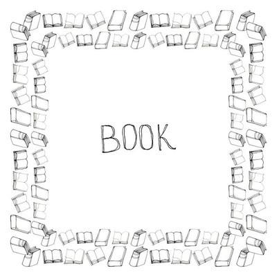 书涂鸦框架
