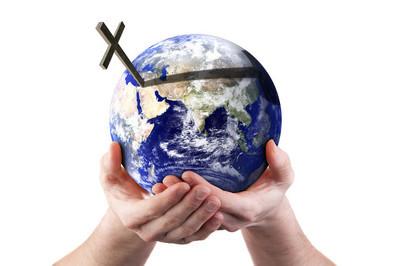 神爱世界-拿在他手中的世界