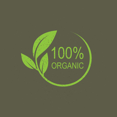 organic  logo design.