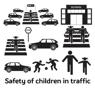 儿童交通安全