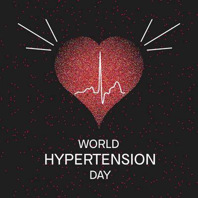 高血压宣传海报