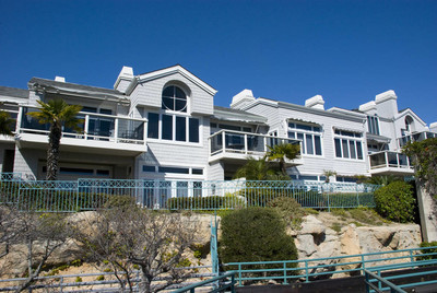 加州奥兰治县-岬房子