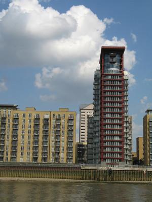 现代英国建筑