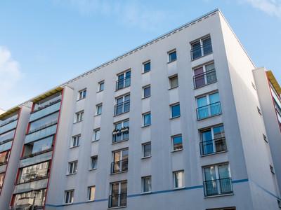 新住宅的低层公寓