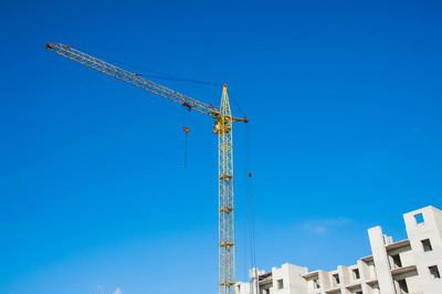 多层住宅建筑施工
