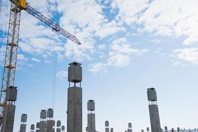 多层建筑。多层住宅建筑施工