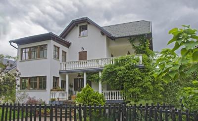 在斯洛文尼亚的别墅