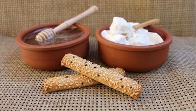 希腊酸奶天然奶制品