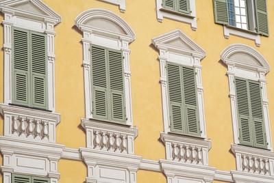 地中海建筑的色彩