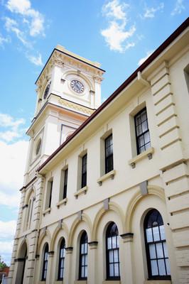 旧邮政局建筑 1866