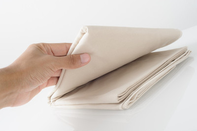 折叠式超细纤维毛巾