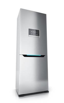 现代的大冰箱