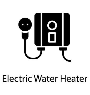 按需或 tankless 加热器提供热水, 因为它是需要的