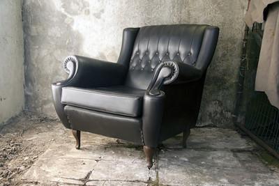 经典复古扶手椅