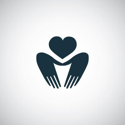 爱的心图标