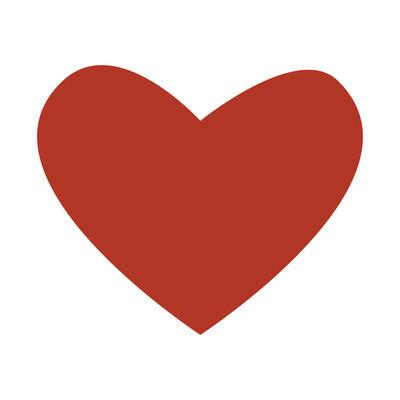 心的爱的形状