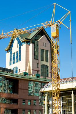 摩天大楼的建设