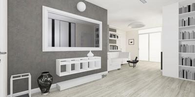 现代室内客厅效果图