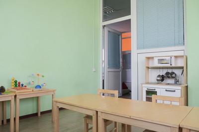 幼儿园教室室内