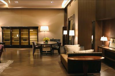古典风格的家居室内
