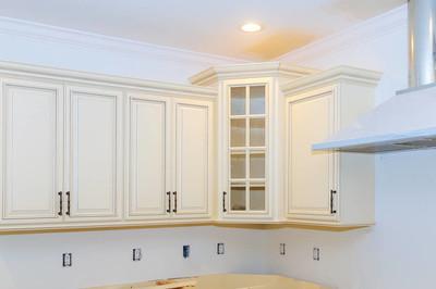 新家居装修厨房改建室内橱柜