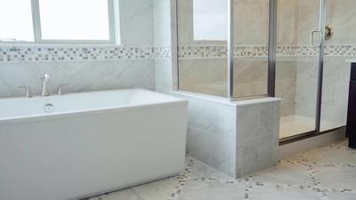 现代主浴室豪华家居