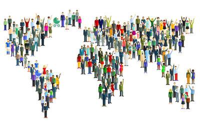 国际世界人口