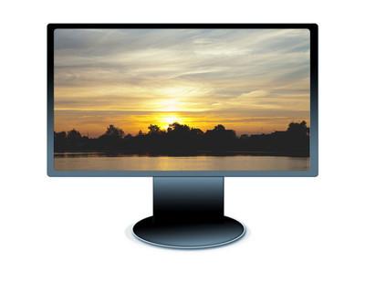 计算机显示器