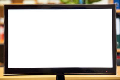 整个显示器屏幕