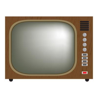 复古电视机