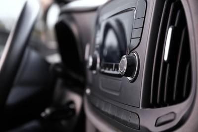 现代汽车收音机