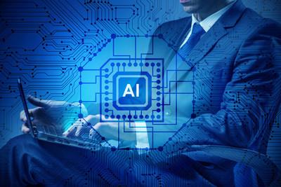 商人的人工智能概念