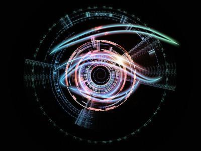 抽象技术眼