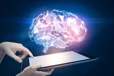 人工智能和科学概念