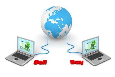 连接到世界-电子商务