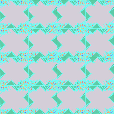 Memphis style abstract backdrop. Geometric seamless pattern.