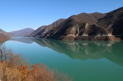 格鲁吉亚-zhinvali 水库
