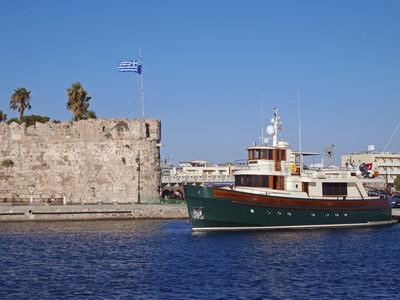 科斯镇海港-科斯岛-希腊