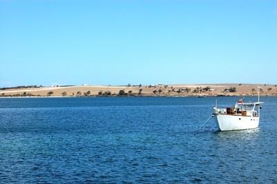 船海岸附近