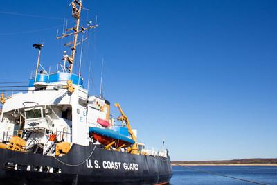 海岸警卫队船