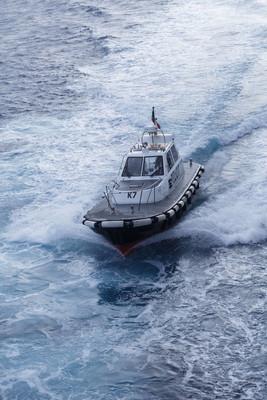 地中海引航船