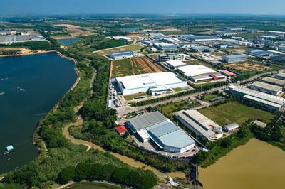工业地产水水库