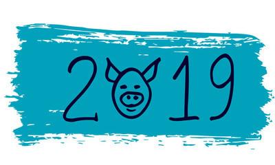 2019 新的一年