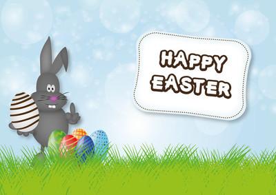 复活节快乐-复活节彩蛋