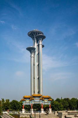 奥林匹克公园观测塔