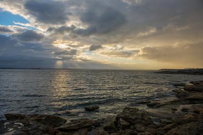 美丽的海景悉尼,澳大利亚